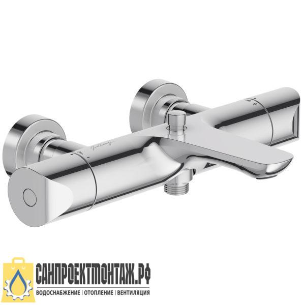 Термостатический смеситель для ванны Jacob Delafon Gabin E78129-CP