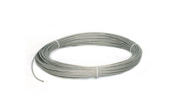 Трос из нержавеющей стали: Беламос 4 мм х 1000 м