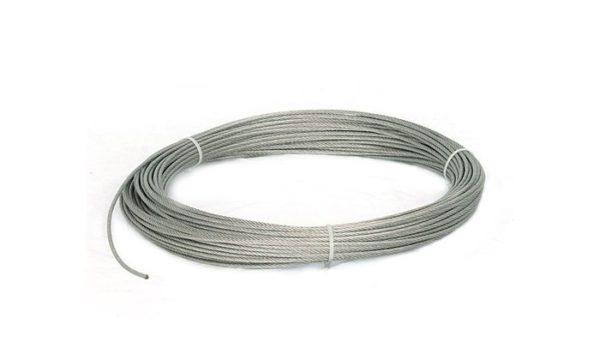 Трос из нержавеющей стали: Беламос 5 мм х 1000 м