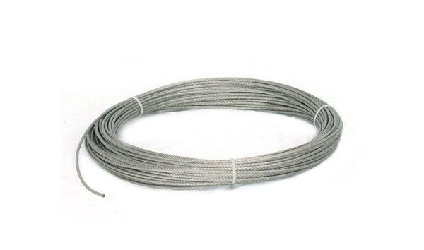 Трос из нержавеющей стали: Беламос 6 мм х 50 м