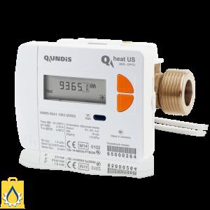 Ультразвуковой компактный теплосчётчик Q heat US Ду15 (обратка)