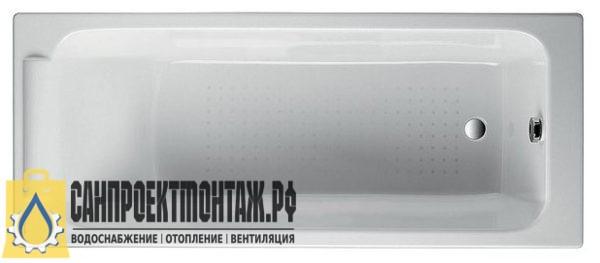 Встраиваемая ванна Jacob Delafon Parallel 170x70 без отверстий для ручек Е2947