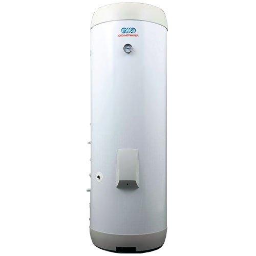 Электрический водонагреватель накопительный 300 литров напольный: OSO DTC 300