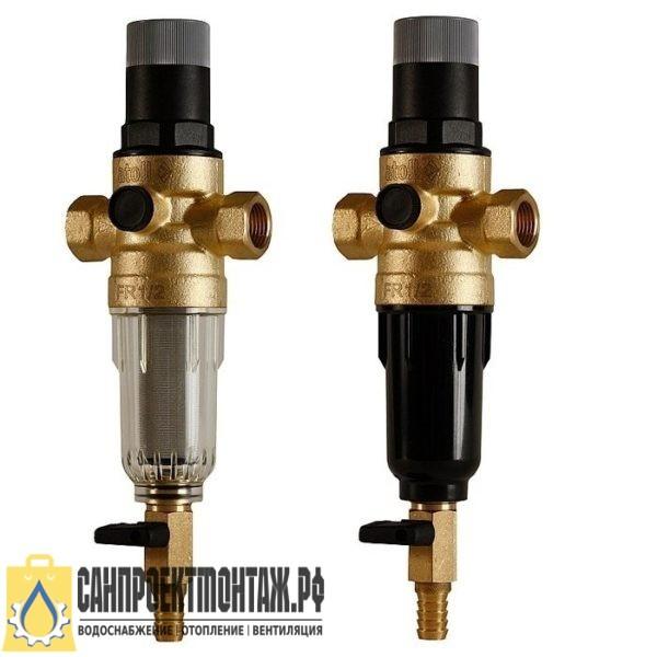 Магистральный фильтр для очистки воды: Atoll AFR-1/2CB