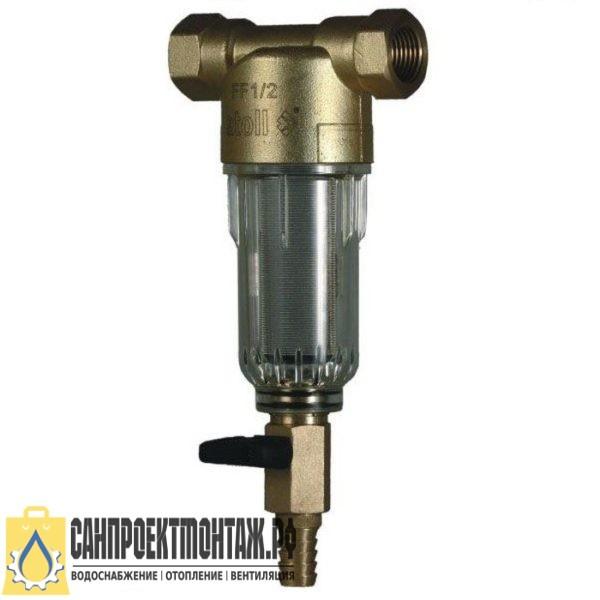 Магистральный фильтр для очистки воды: Atoll AFRF-1/2C