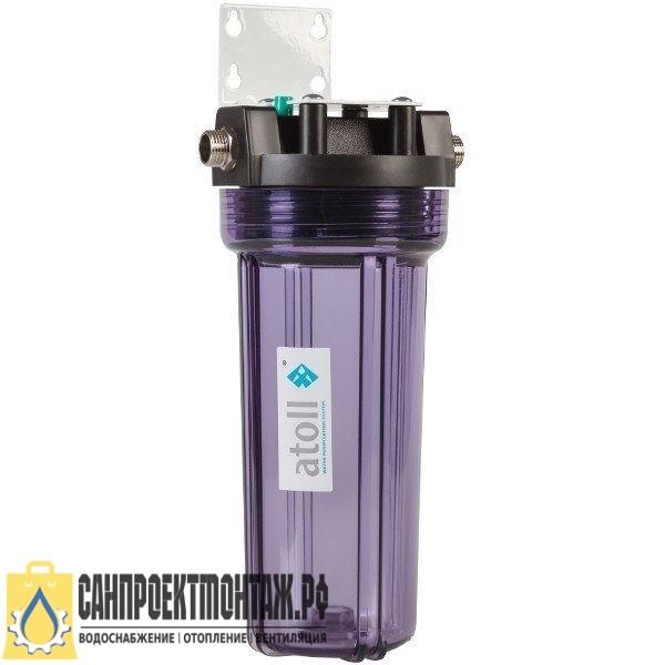 Магистральный фильтр для очистки воды: Atoll I-11SC-p STD