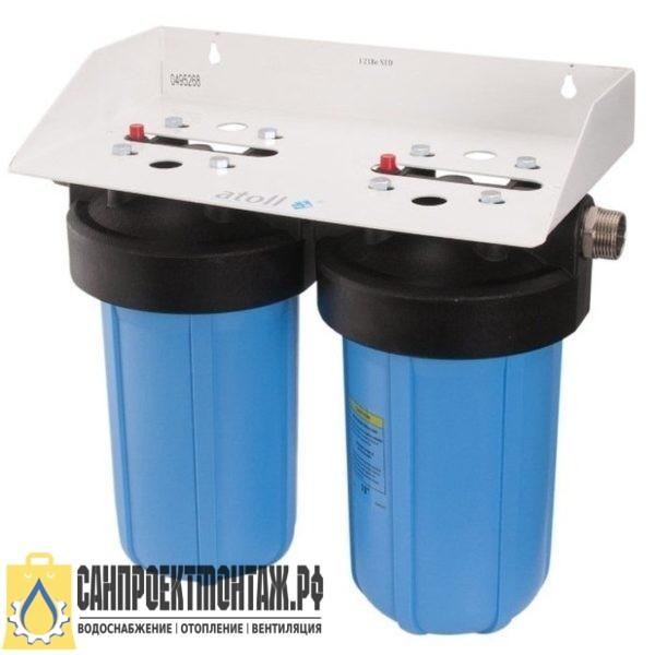 Магистральный фильтр для очистки воды: Atoll I-21BB-pc STD