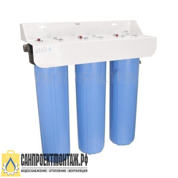 Магистральный фильтр для очистки воды: Atoll I-32BB-pic STD