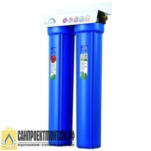 Магистральный фильтр для очистки воды: Гейзер 2И20