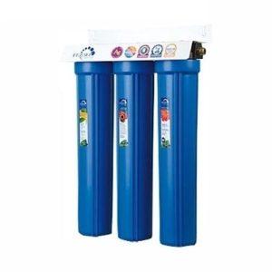 Магистральный фильтр для очистки воды: Гейзер 3И20 (БА)