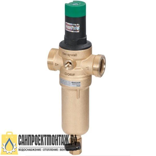 """Магистральный фильтр для очистки воды: Honeywell FK06-1/2""""AAM"""