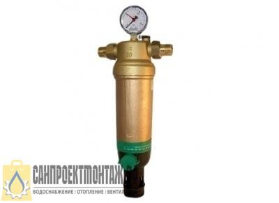 Магистральный фильтр для очистки воды: Honeywell Сетчатый фильтр F76S-1 1/2 ABM 20mk