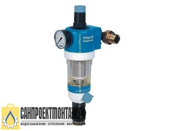 Магистральный фильтр для очистки воды: Honeywell Сетчатый фильтр FK74C-1 1/4 AD 200mk