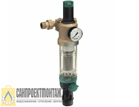 Магистральный фильтр для очистки воды: Honeywell Сетчатый фильтр FK76CS-3/4 ACM 50mk