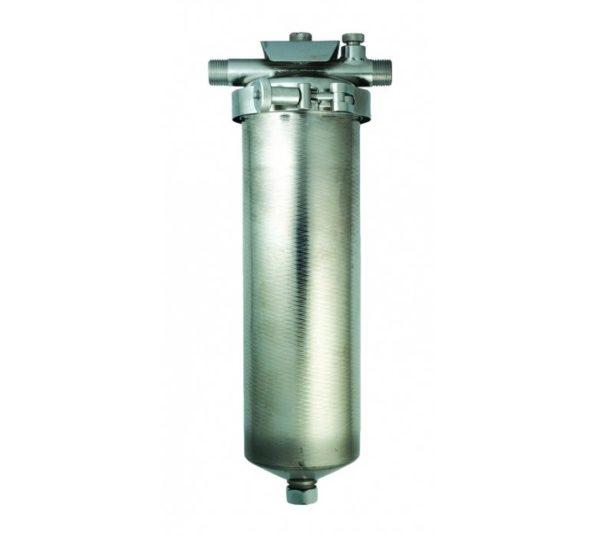 Магистральный фильтр для очистки воды: Гейзер 1Л