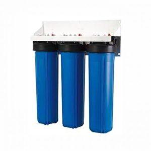 Магистральный фильтр для очистки воды: Гейзер 3И20BB (БА)