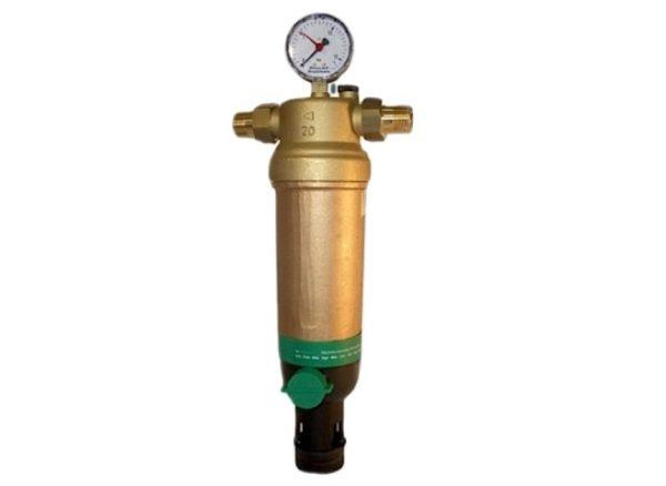 Магистральный фильтр для очистки воды: Honeywell Сетчатый фильтр F76S-1/2 AAM