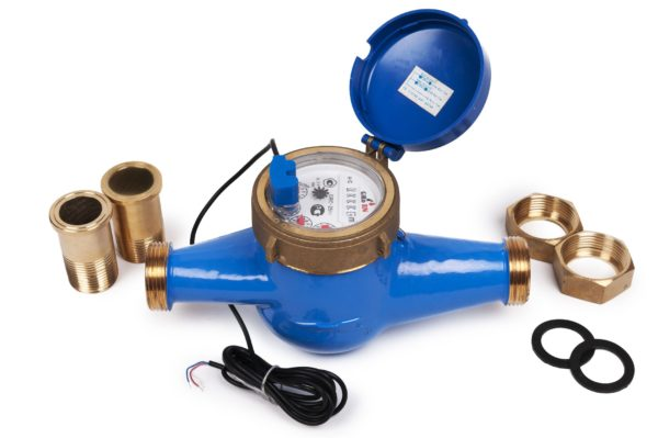 Groen DRC-25 (i) - Сухоходный счетчик холодной воды ДУ 25 мм с импульсным выходом