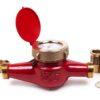 Groen DRH-40 - Сухоходный счетчик горячей воды ДУ 40 мм