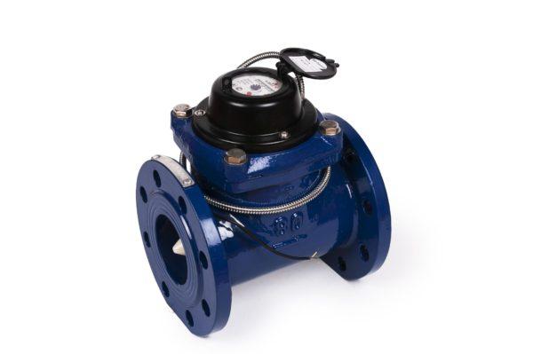 Groen WTC-300 (i) - Турбинный счетчик холодной воды ДУ 300 мм с импульсным выходом
