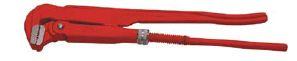 Ключ газовый 1 с пластиковыми насадками 90гр.т.L