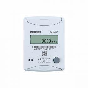 Квартирный теплосчетчик  Zenner Multidata S1-1 Zelsius CMF Dn20 Qn2.5, ПТ(под. труб.)