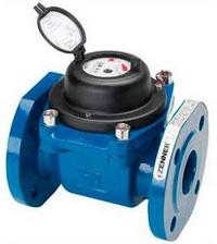 Промышленный турбинный водосчетчик Zenner WPH-K-I (хол. вода, импульсный ) Dn50