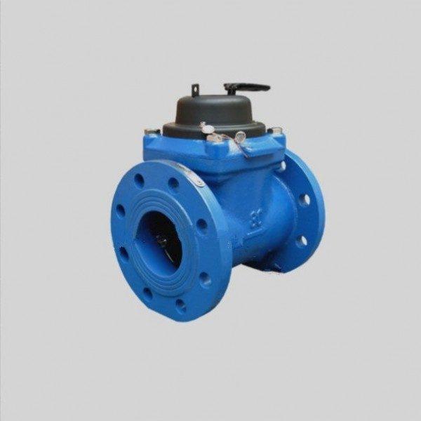 Промышленный турбинный водосчетчик Zenner WPH-N-K Dn50
