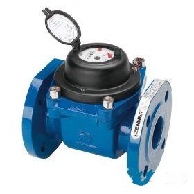 Промышленный турбинный водосчетчик Zenner WPH-N-K (хол. вода) Dn80