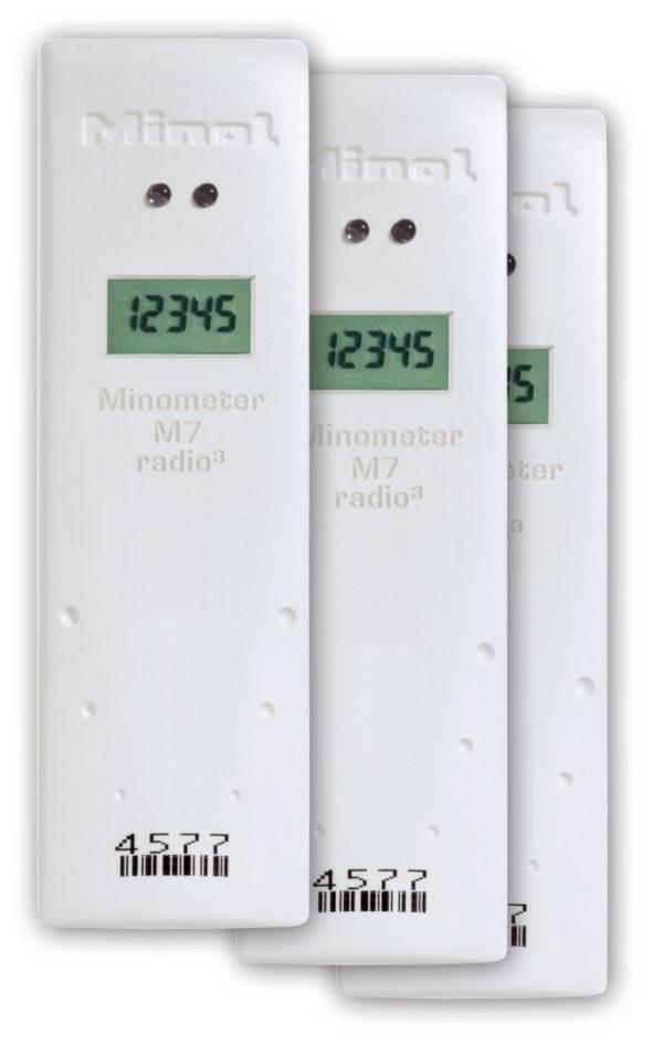 Радиаторный распределитель тепл<br>а Zenner Minometer M7