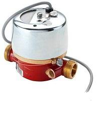 Счетчик для отопления Zenner  ETH-I (импульсный)  Dn15 резьбовой