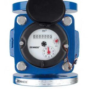 Счетчик сточных вод Вольтман<br>а Zenner WI-I (импульсный), Dn80