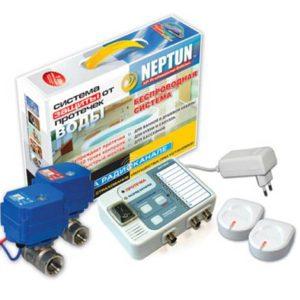 Система контроля протечки воды Нептун XP на радиоканале 10 3/4