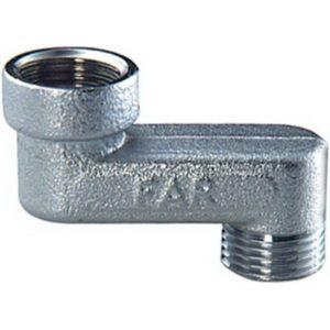 Эксцентрический фитинг для радиатора FAR 5 см 1/2 х 1/2 НР-ВР
