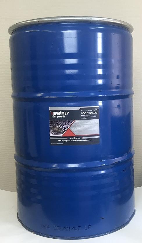 Праймер битумный (180 кг)