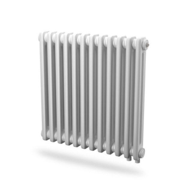 Радиатор стальной Purmo Delta Laserline Ventil VLO/VRO ниж.подкл., 2х-трубный, высота 180 8 секций