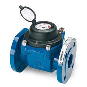 Счетчик сточных вод Вольтмана  Zenner WI-I (импульсный),  Dn125