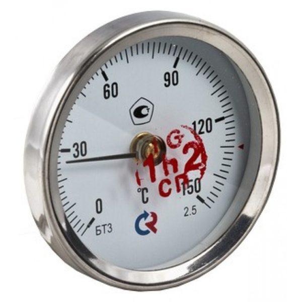 Термометр БТ-30 накладной, 0-120*