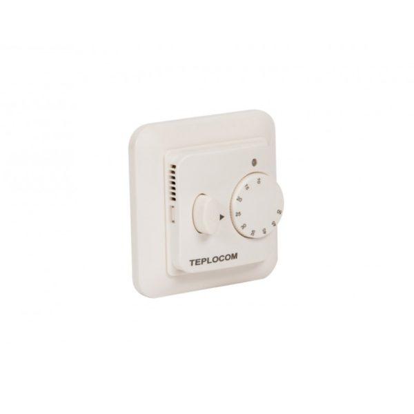 Термостат для электрического теплого пола Бастион Teplocom TSF-220/16A