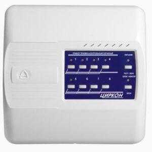 Циркон-8        :Прибор приемно-контрольный охранный