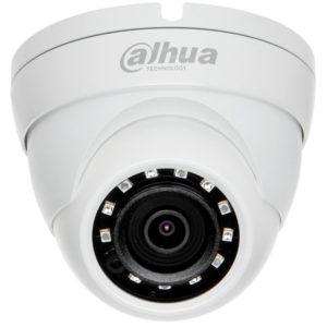 DH-HAC-HDW2401MP-0360B        :Видеокамера CVI купольная уличная