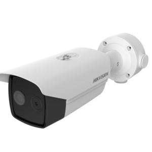 DS-2TD2617-6/V1        :Двухспектральная IP-камера цилиндрическая