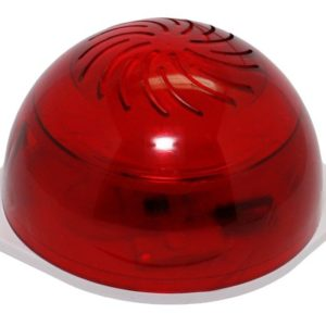Филин (ПКИ-СП12) (красный)        :Оповещатель охранно-пожарный свето-звуковой
