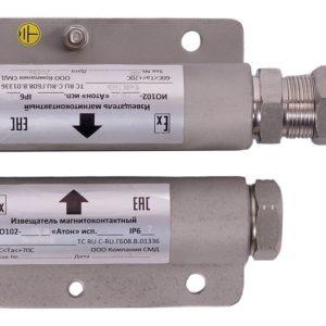 """ИО102-А """"Атон"""" исп.21, алюминиевый сплав        :Извещатель охранный точечный магнитоконтактный"""