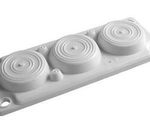 Кабельный ввод, IP65, 6 отверстий (R5HTC03)        :Кабельный ввод