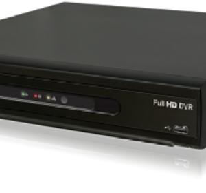 KR166        :Видеорегистратор AHD 16-канальный