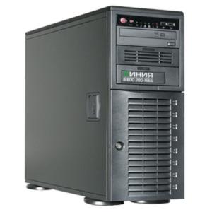 Линия NVR-48 SuperStorage        :IP-видеосервер 48-канальный