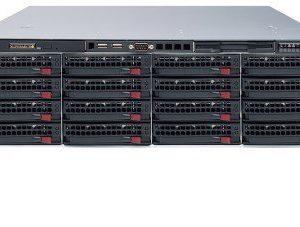 Линия NVR-64 SuperStorage        :IP-видеосервер 64-канальный