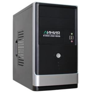 Линия Observer 64 (8 мониторов 2 Lan)        :IP-видеосервер 64-канальный