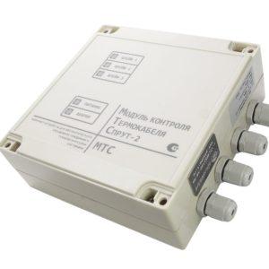 МТС-3        :Модуль контроля термокабеля